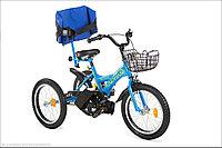 Велосипед-тренажер для детей с ДЦП KazVelo-16