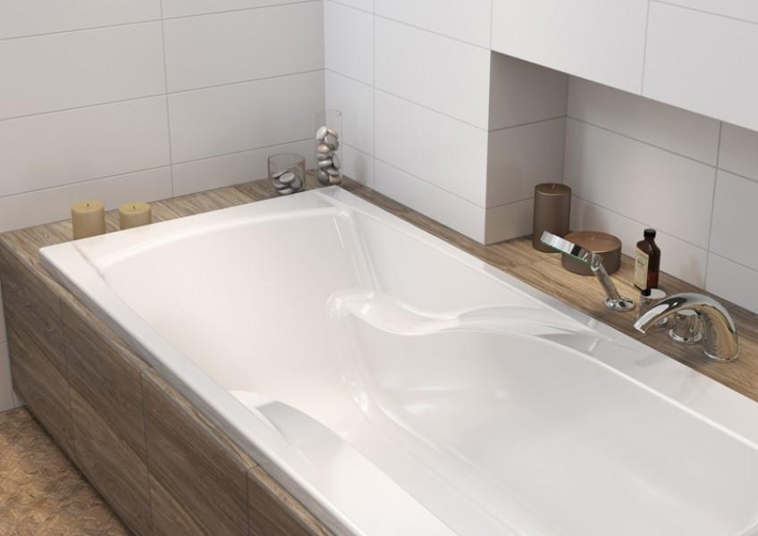 Ванна ZEN 170*85 с ножками