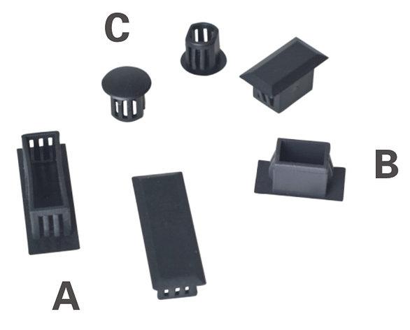 Заглушка для оптических адаптеров , фото 2