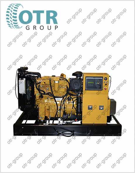 Запчасти на дизельный генератор FG Wilson P200E2