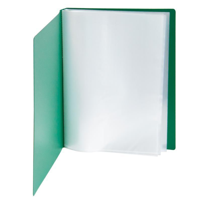 Папка с файлами 20 clear book  А4