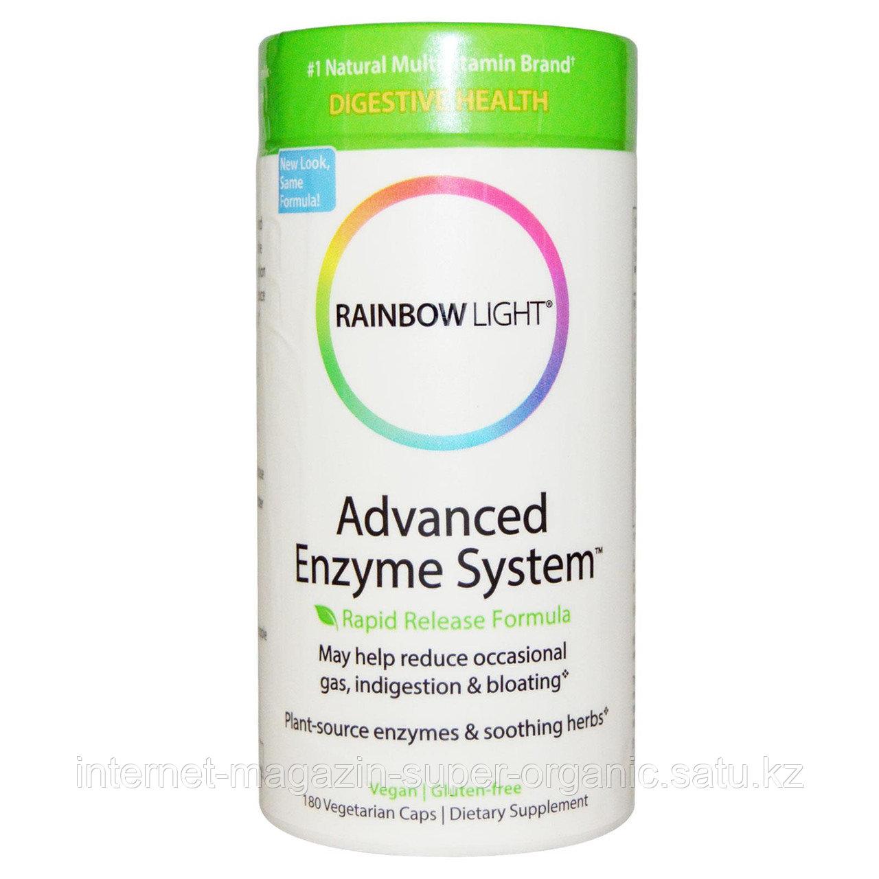 Энзимы (ферменты) на растительной основе (Plant-source Enzymes), 180 капсул