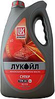 Моторное масло Лукойл Супер 15W40 4 литра