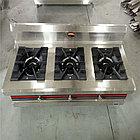 Газовые плиты 3х комфорочные, фото 2