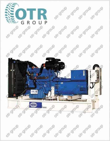 Запчасти на дизельный генератор FG Wilson P250H-2