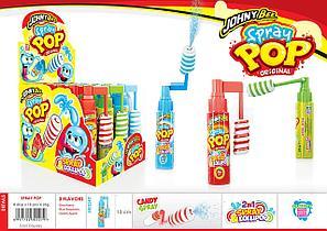 Жидкая конфета Spray Pop 25 гр Johny Bee