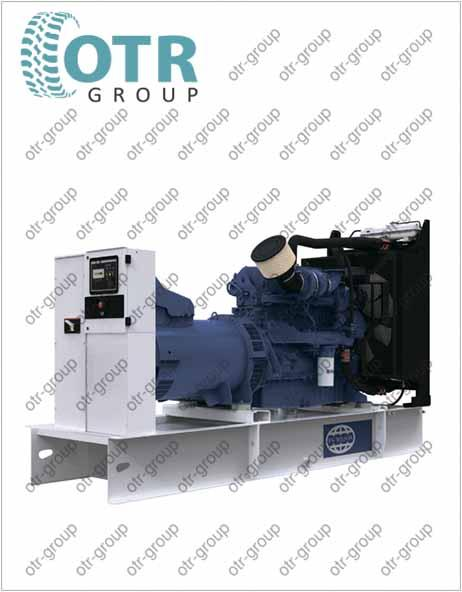 Запчасти на дизельный генератор FG Wilson P230H2
