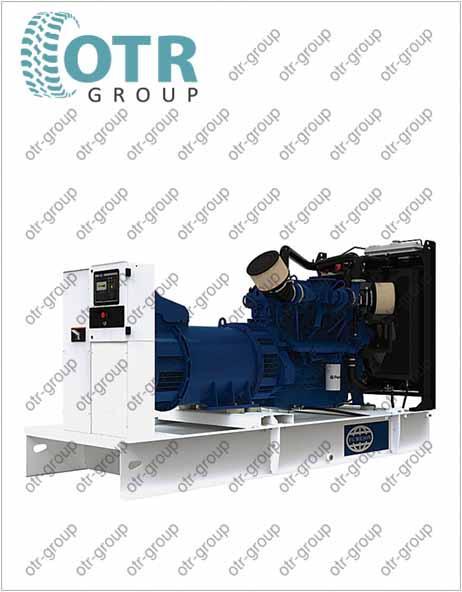 Запчасти на дизельный генератор FG Wilson P250H2