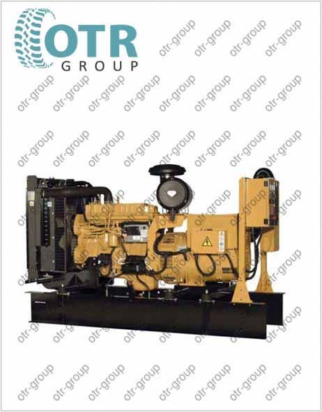 Запчасти на дизельный генератор FG Wilson P275H-2