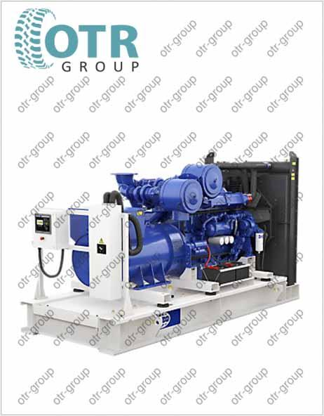 Запчасти на дизельный генератор FG Wilson P275HE