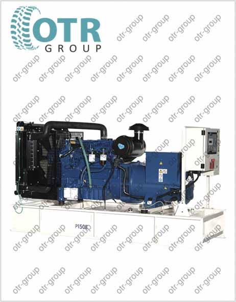 Запчасти на дизельный генератор FG Wilson P350P5