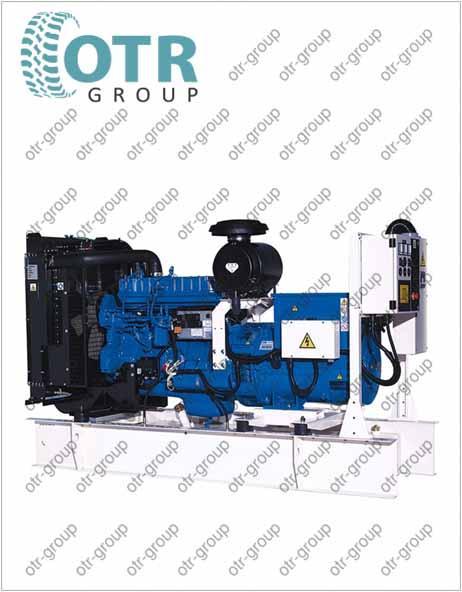 Запчасти на дизельный генератор FG Wilson P350P3