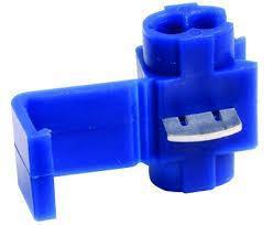 Коннектор гильотинный (синий)