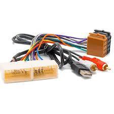 Коннектор ISO для Kia, Huyndai 2010+ (USB, AUX)