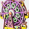 """Музыкальная шкатулка """" Ferris Wheel Колесо обозрения """", фото 5"""
