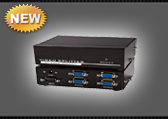 Сплиттер VGA MT-3354, 1 вход - 4 выхода
