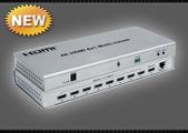Свичер-квадратор HDMI WHD-SW8-Q Quad Multi-Viewer 8х1