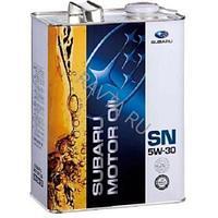 Моторное масло SUBARU 5w30 K0215-Y0273 4литра, фото 1