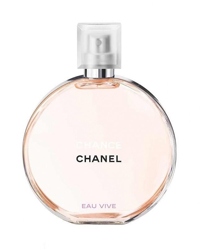 Туалетная вода Chanel Chance Eau Vive (Оригинал - Франция)
