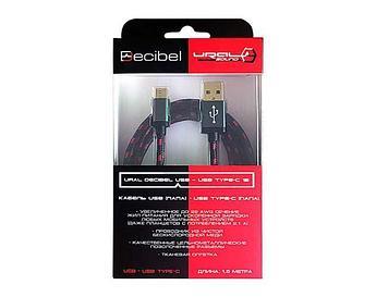 Кабель USB-Type C Ural Decibel