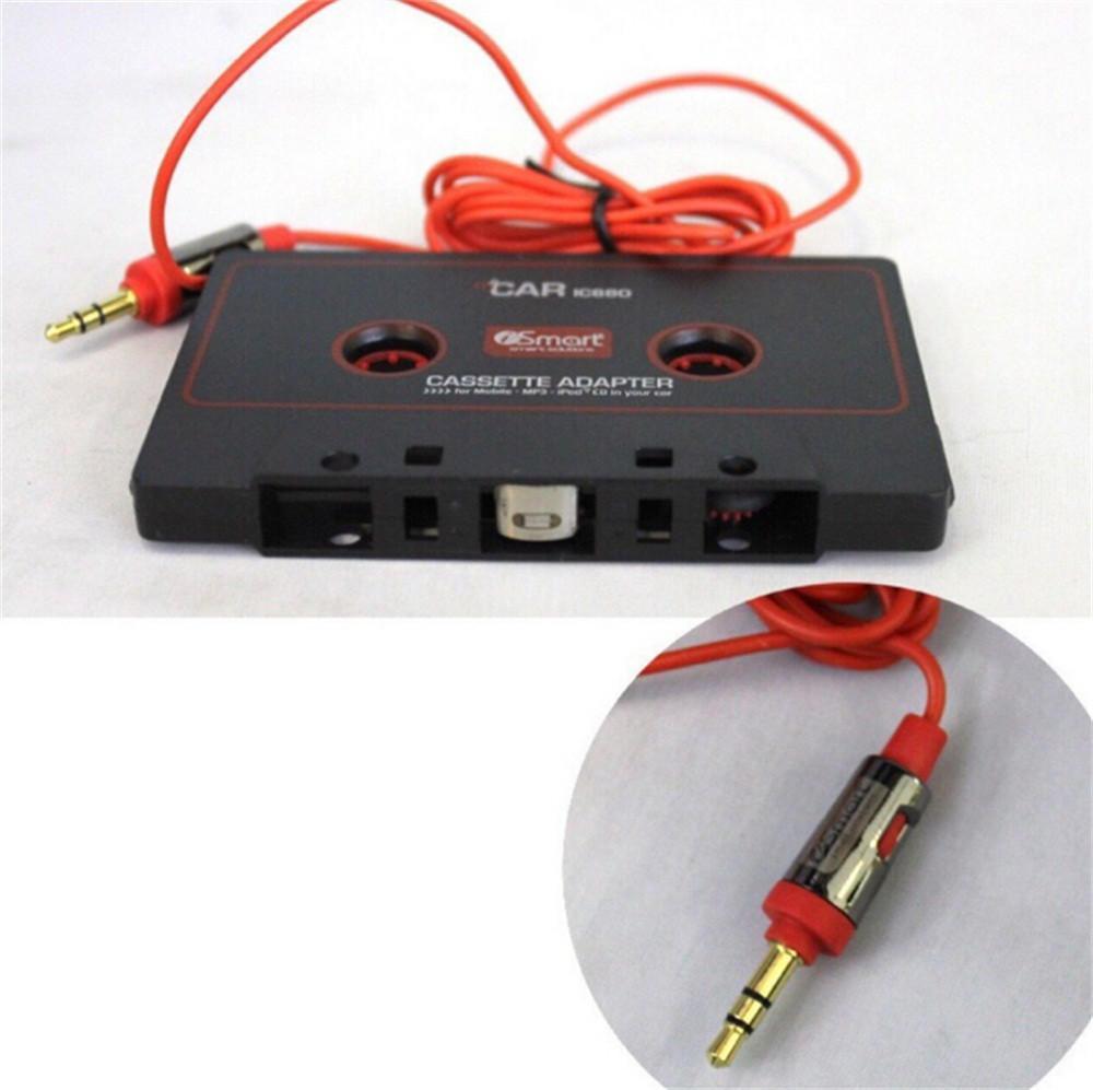 Адаптер кассетный с AUX  CAR gepro  W800