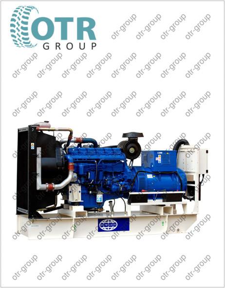 Запчасти на дизельный генератор FG Wilson P450E3
