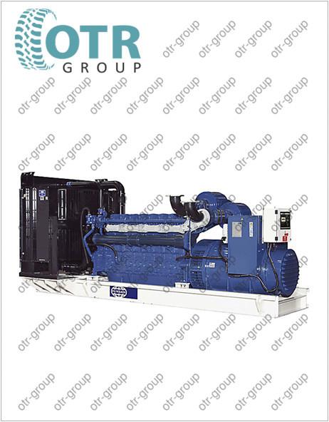 Запчасти на дизельный генератор FG Wilson P450E2