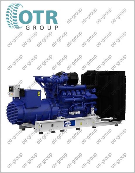Запчасти на дизельный генератор FG Wilson P450P2