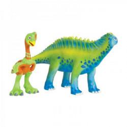 """""""Поезд Динозавров"""" наб.из 2 коллекц.фиг. Мартин и X-Ray Кинан,17х18х7см,блист. T57091"""