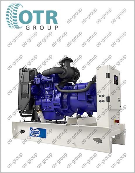 Запчасти на дизельный генератор FG Wilson P500E3