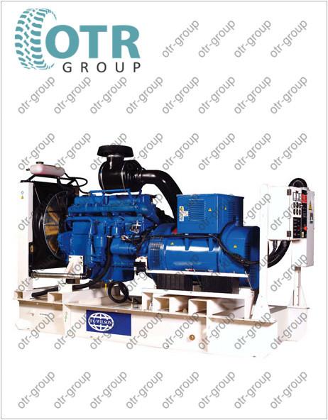 Запчасти на дизельный генератор FG Wilson P500E2