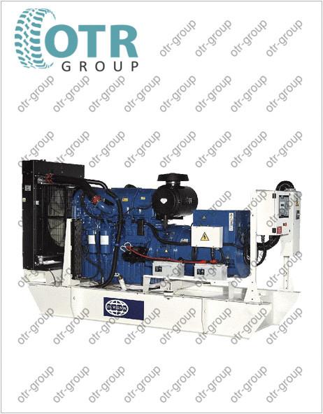 Запчасти на дизельный генератор FG Wilson P500P2