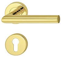 Комплект дверных ручек, нержавеющая сталь, Startec, модель LDH 2171