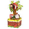"Музыкальная шкатулка Robotime "" Tree House Домик на дереве "", фото 2"