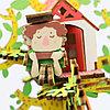 "Музыкальная шкатулка Robotime "" Tree House Домик на дереве "", фото 3"