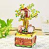 "Музыкальная шкатулка Robotime "" Tree House Домик на дереве "", фото 4"