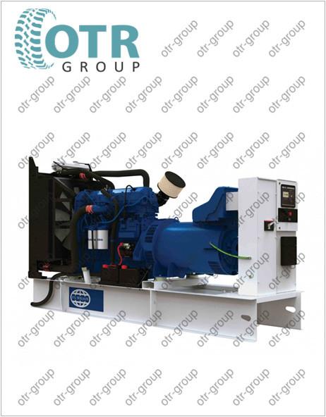 Запчасти на дизельный генератор FG Wilson P605-1