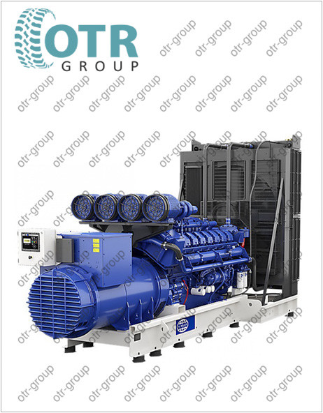 Запчасти на дизельный генератор FG Wilson P550P5