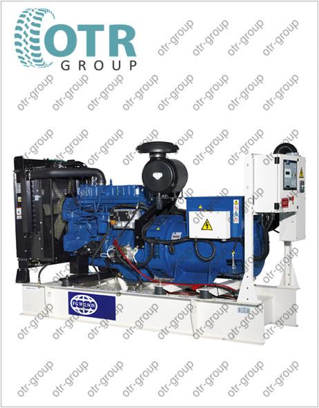 Запчасти на дизельный генератор FG Wilson P605E5