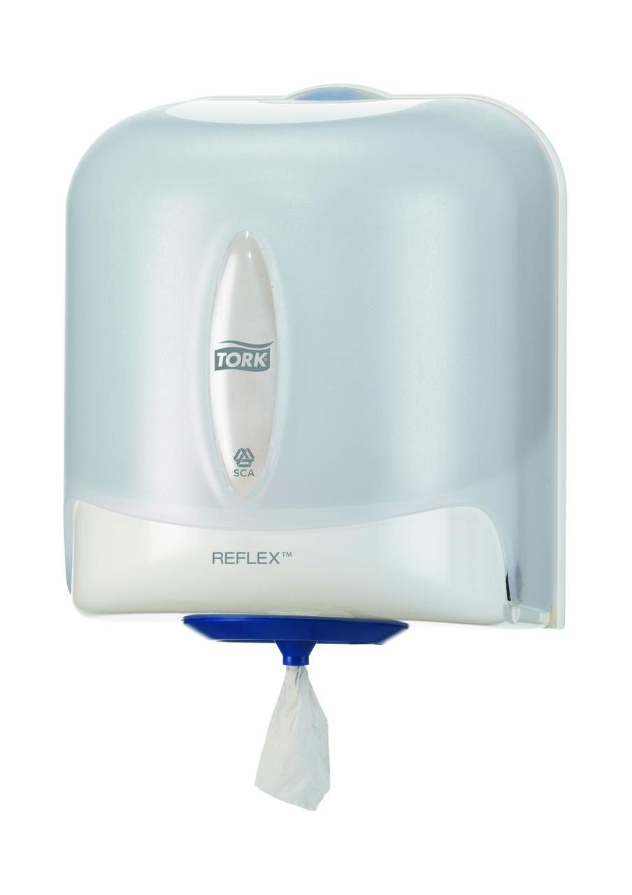 Диспенсер Tork Reflex™ с центральной вытяжкой (M4) 473140