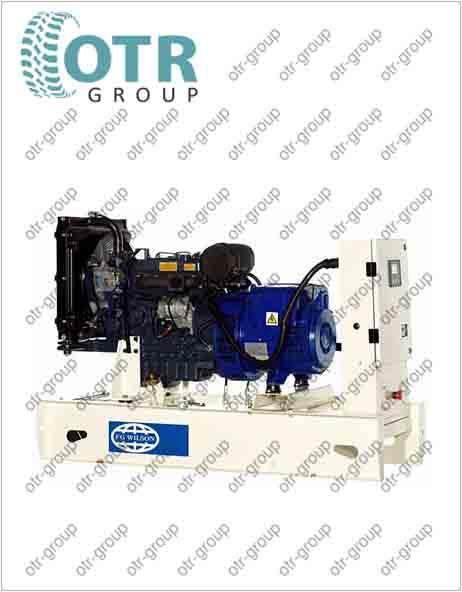 Запчасти на дизельный генератор FG Wilson P660-1