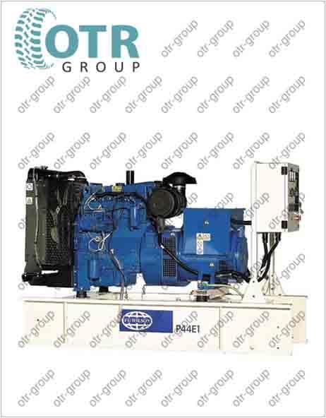 Запчасти на дизельный генератор FG Wilson P700E5