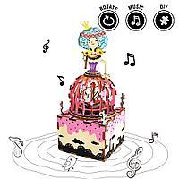 """Музыкальная шкатулка Robotime """" Princess Принцесса"""""""