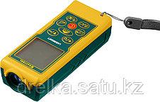 Дальномер лазерный LASER-KRAFT, дальность 5см - 70м, точность 1,5мм, KRAFTOOL 34760, фото 2