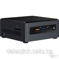 """Intel NUC kit, Pentium J5005 1.5 GHz - 2.8 GHz, 2x slot DDR4 SODIMM (max 8GB), 2.5"""" SATA SSD/HDD + side SDXC U"""