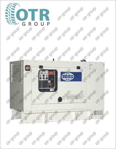 Запчасти на дизельный генератор FG Wilson P635P5