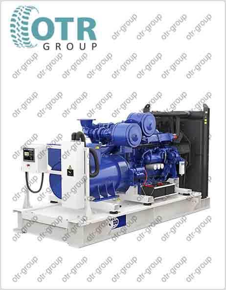 Запчасти на дизельный генератор FG Wilson P730P1
