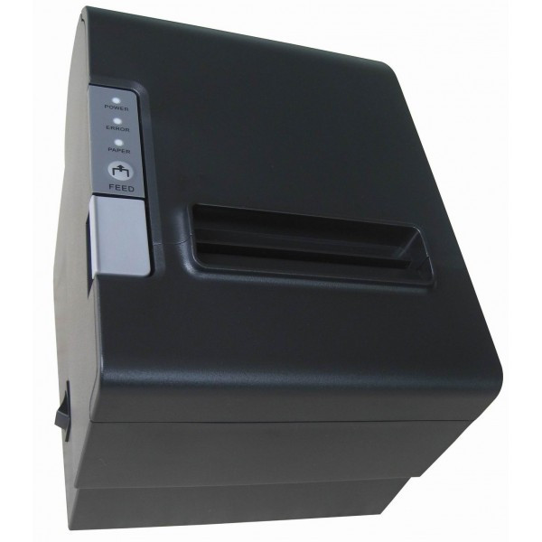 Принтер чеков Rongta RP80US (80мм, 250мм/с) USB,RS-232