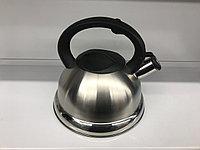 Чайники со свистком Fissman 3 л