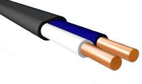 Кабель силовой ВВГнг 2х4  0,66 кВ (250)  ГОСТ (медь)